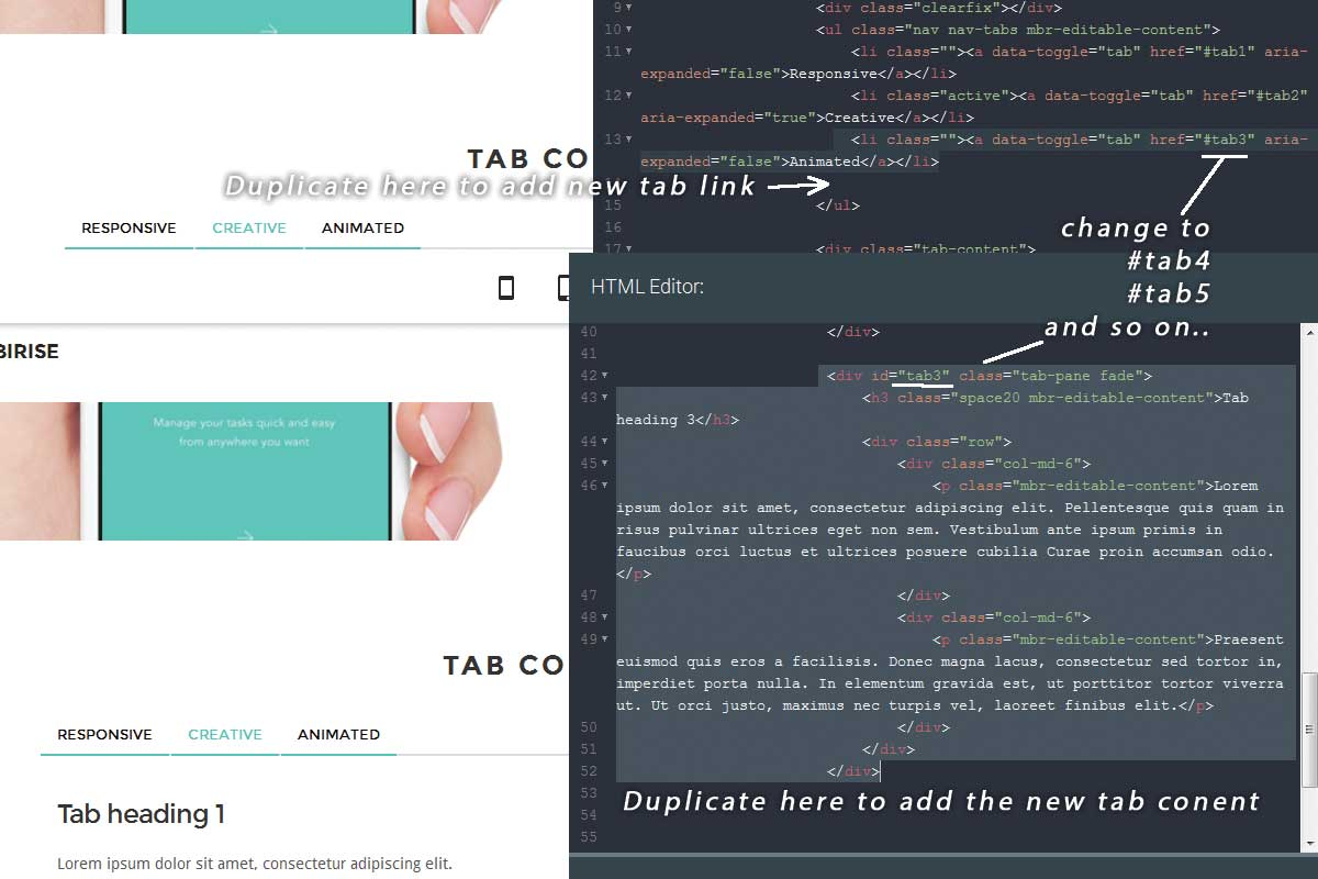 Best Bootstrap Flat Theme