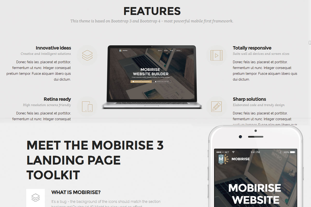 Mobile Responsive Site Builder Review