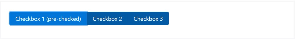 Efficient ways to use the Bootstrap checkbox